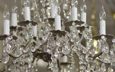 antique chandelier 1