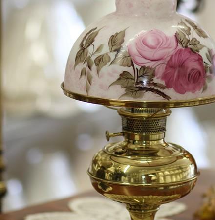 antique lamp 2