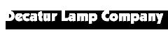 Decatur Lamp Company Logo