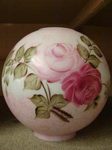 Glass dome Lampshade 4 - decatur lamp company, decatur al