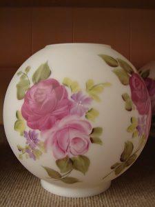 Glass dome Lampshade 5 - decatur lamp company, decatur al