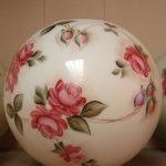 Glass dome Lampshade 7 - decatur lamp company, decatur al