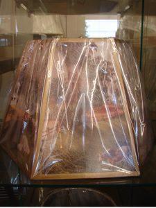 Scenic Lampshade 1 - decatur lamp company, decatur al