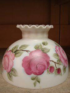 glass antique lamp shades 6 - decatur lamp company, decatur al