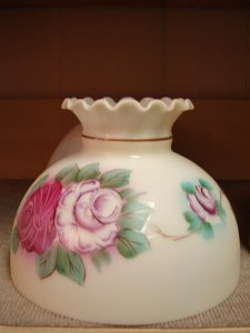 glass antique lamp shades 7 - decatur lamp company, decatur al