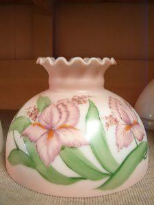 glass antique lamp shades 8 - decatur lamp company, decatur al