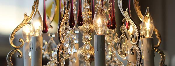 antique chandeliers
